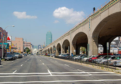 sunnyside NY, City View
